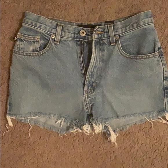 Express Pants - Jean shorts